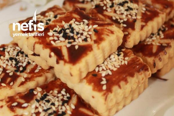Tuzlu Kurabiye (Pastane Tadında)
