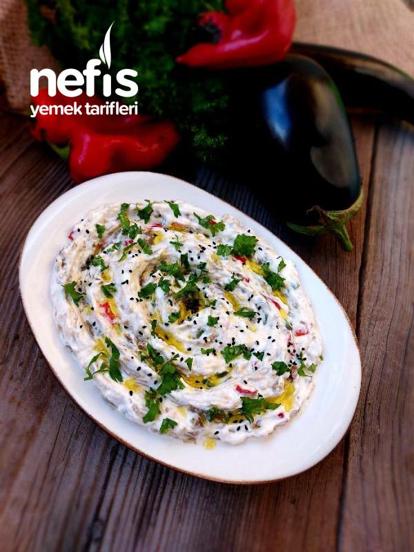 Biber Patlıcan Salatası