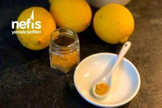 Kavanozda Limon Kabuğu (Kek Ve Kurabiye İçin) Tarifi