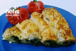 Patlıcanlı Börek (Annemin Gizli Sosu İle) Tarifi