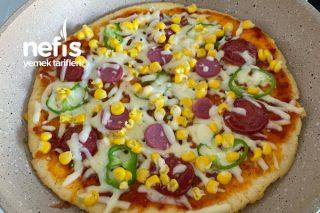 Glütensiz Pizza Tarifi