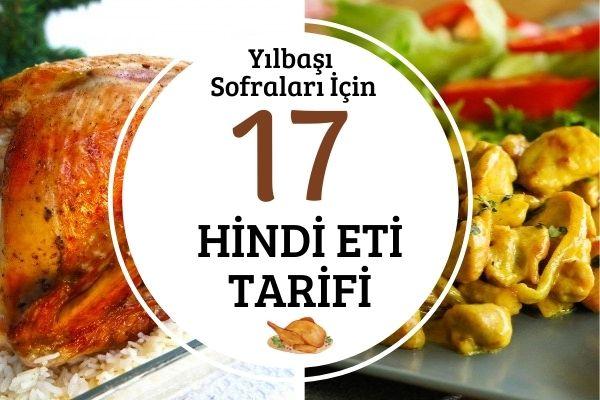 Hindi Yemekleri: Yılbaşına Özel En Lezzetli 17 Tarif Tarifi