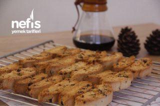 İtalyan Biscotti Tarifi