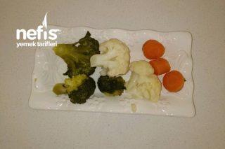 Vitaminini Kaybetmeyen Sebzeler Tarifi