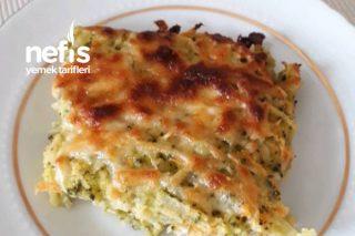 Brokoli Mücver Tarifi