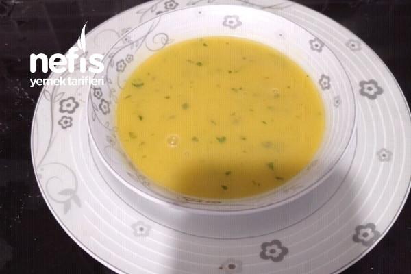 Bebekler İçin Sebze Çorbası (+6 Ay) Tarifi