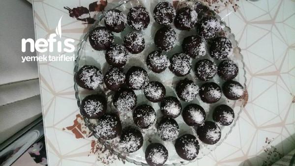 Brownie Kurabiye  15 Dakikada