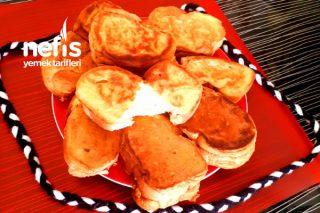 Yumurtalı Kaşarlı Ekmek (Tam Hafta Sonu Kahvaltısı İçin) Tarifi