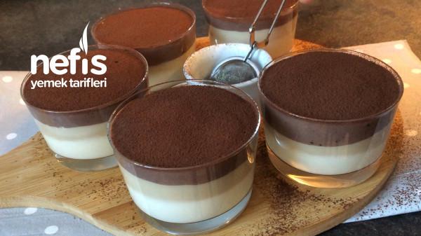 Böylesini Görmediniz! Krem Latte Macchiato Tarifi (Videolu)