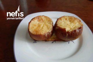Fırında Yumurtalı Mini Sandviç Tarifi