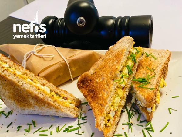 Iki Yumurtaniz Ve Tostekmeginiz Varsa Mutlaka Bu Sandwichleri Yapin