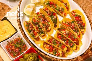 Meksika Mutfağından Kıymalı Taco Tarifi