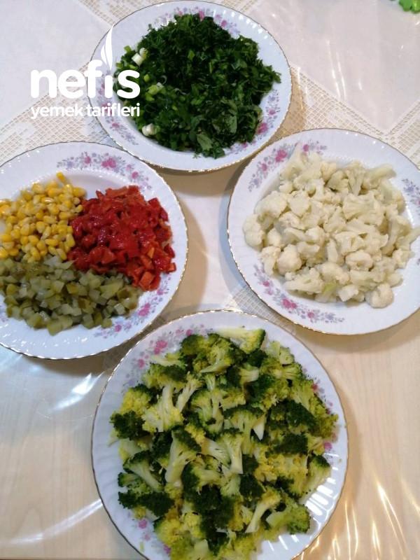 Vitamin Salata (Kışın En Favorisi)