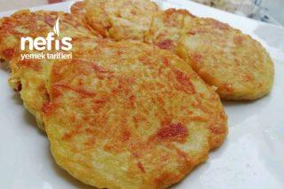 Farklı Kahvaltılık Tarif Arayanlar İçin Nefis Patates Mücver Tarifi (Videolu)