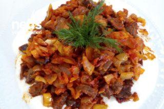Kahvaltıya Kolay Kuru Patlıcan Kavurması Tarifi