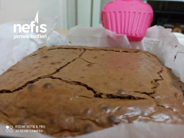 Paris Usulü Brownie