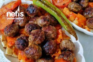 Pideli Köfte Kebabı Eşsiz Lezzet Tarifi