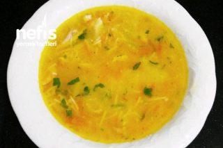 Şifalı Tavuk Çorbası Tarifi