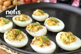 Süslü Yumurta Haşlama Tarifi