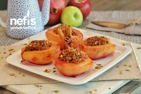 Elmalı Ayva Tatlısı