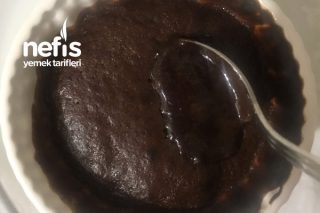 Fit Suffle/ Çikolatasız Suffle Tarifi