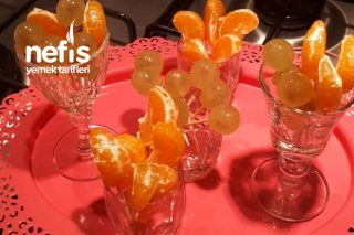 Camdan Meyve Şekerleri (Tanghulu) Tarifi