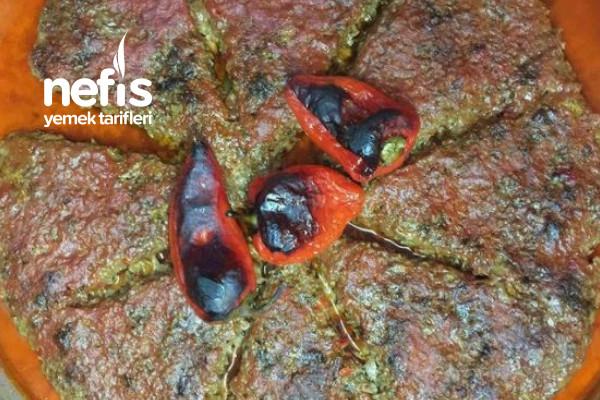 Hatay Mutfağının Efsane Yemeği Tepsi (Sini) Kebabı