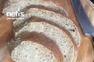 Çavdar Unlu Ekmek Tarifi