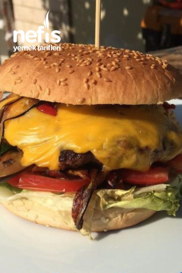Ev Yapımı Profesyonel Burger Köftesi Efsane Tarif