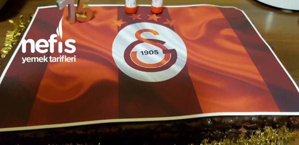 Galatasaray Doğumgünü Pastası
