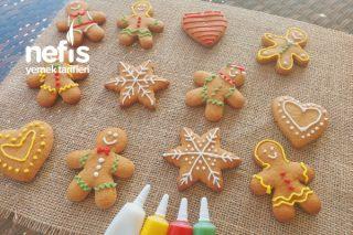 Gingerbread Adam (Zencefilli Kurabiye Adam) Tarifi