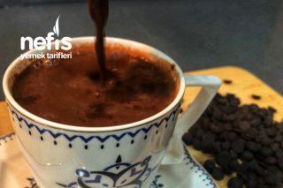Sıcak Çikolata (Cafe Tarifi)