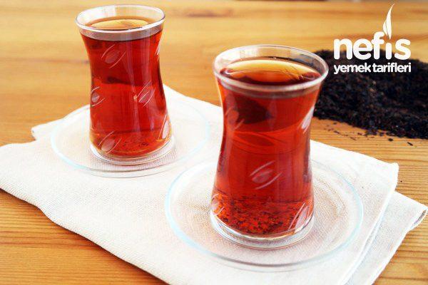siyah çayın faydaları