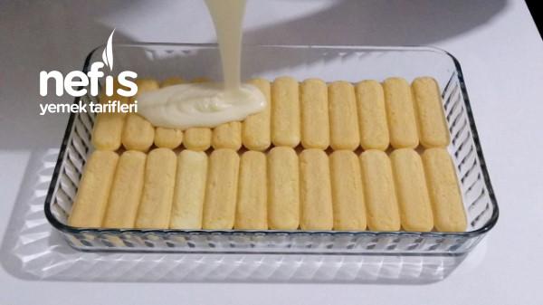 20 Kişilik Borcam Pastası