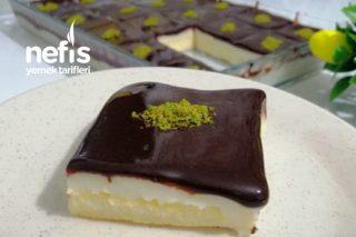 20 Kişilik Borcam Pastası (Videolu) Tarifi