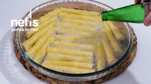 Maden Sulu Çıtır Börek Tarifi