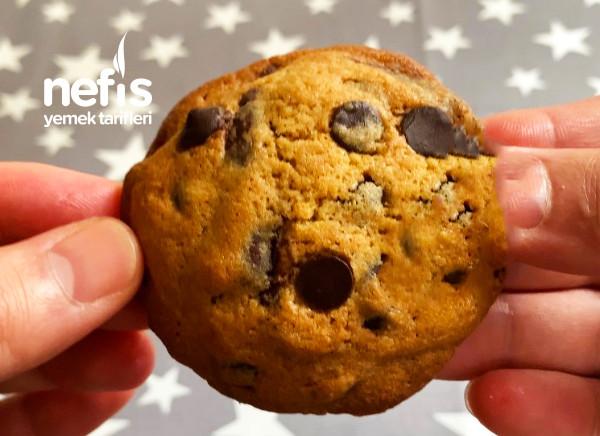 Mükemmel Tadında Çikolatalı Kurabiye Cips Kıtırında/asmr Videolu