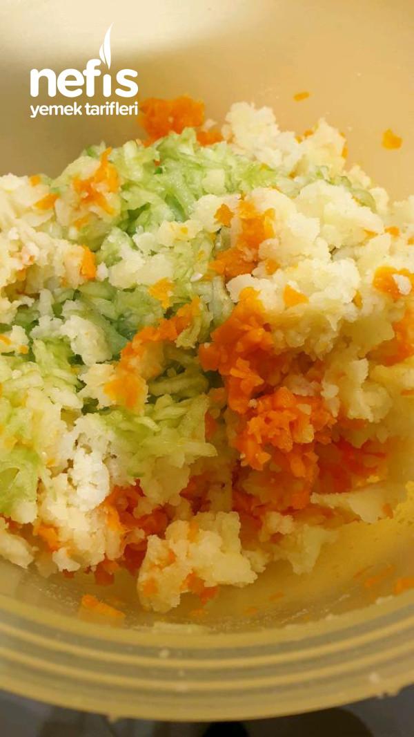 Oryantal Salata (Diyet Salatası)