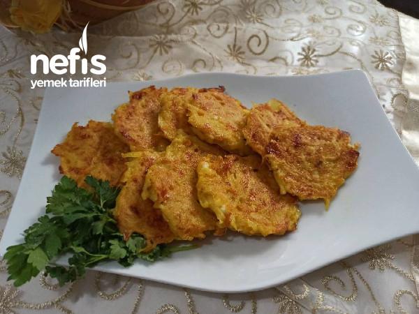 Patates mücveri,,hafta sonuna Yakışan Tarif!…