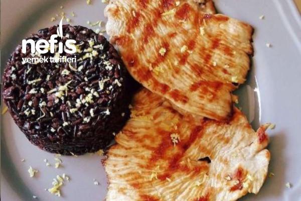 Sağlıklı Olduğu Kadar İnanılmaz Lezzetli Siyah Pirinç Pilavı Tarifi