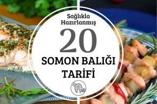Somon Balığı Tarifleri: Pratik ve Sağlıklı 20 Lezzet Tarifi