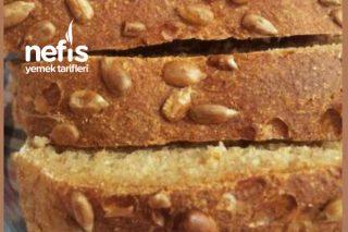 Çavdar Unlu Çekirdekli Ekmek Tarifi