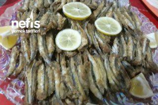 Kabartma Tozuyla Fırında Çıtır Çıtır Çok Pratik Hamsi Pişirme Yöntemi Tarifi