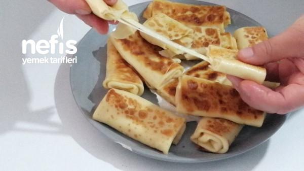 Kaşarlı Enfess Krep Börek
