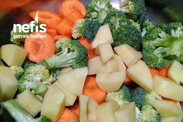 Nefis Brokoli Çorbası (Çocuklar Bile Bayılıyor Bu Lezzete)