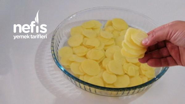 Patates Mantısı Enfes Bir Lezzet