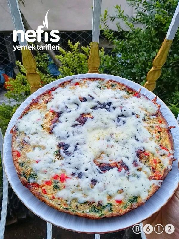 Börek Tadında Omlet(fit)