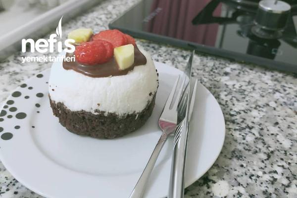 Porsiyonluk Cocostar Pasta Tarifi