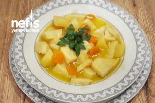 Portakallı Kereviz Tarifi