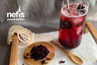 Starbucks Berry Hibiscus (Orijinal İle Birebir) Tarifi